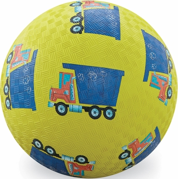 "Crocodile Creek 7"" Playball - Dump Trucks"