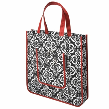 Petunia Pickle Bottom Reusable Shopper Tote Frolicking in Fez