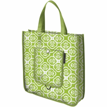 Petunia Pickle Bottom Reusable Shopper Tote in Gardens in Glasgow