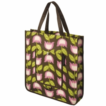 Petunia Pickle Bottom Reusable Shopper Tote Heavenly Holland