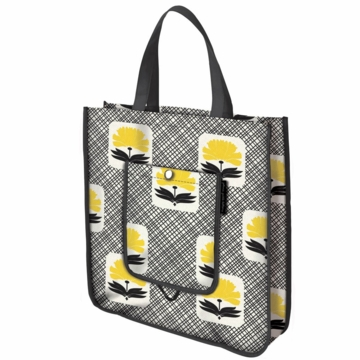 Petunia Pickle Bottom Reusable Shopper Tote Holiday in the Hague