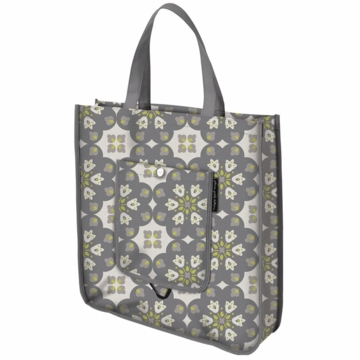 Petunia Pickle Bottom Reusable Shopper Tote Misted Marseille