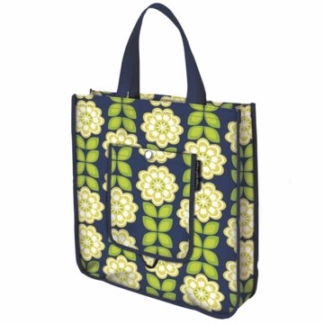 Petunia Pickle Bottom Reusable Shopper Tote Passport to Prague