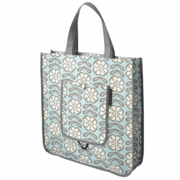 Petunia Pickle Bottom Reusable Shopper Tote Peaceful Portofino