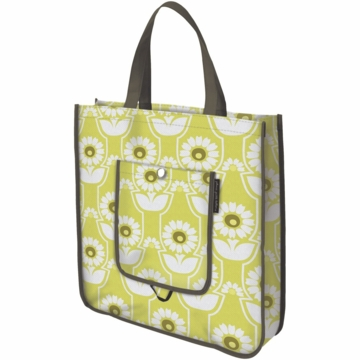 Petunia Pickle Bottom Reusable Shopper Tote in Sunlit Stockholm