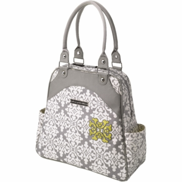 Petunia Pickle Bottom Sashay Satchel in Breakfast in Berkshire