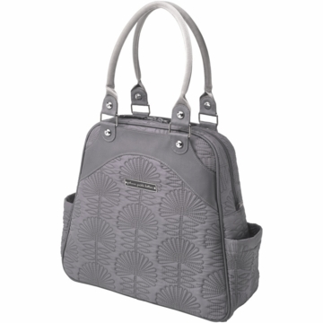Petunia Pickle Bottom Sashay Satchel in Champ-Elysees Stop