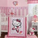Bedtime Originals Hello Kitty Ballerina Collection