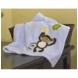 CoCo & Company Monkey Time Boa Blanket