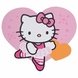 Bedtime Originals Hello Kitty Ballerina Wall D�cor