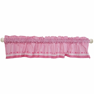 Bedtime Originals Hello Kitty Ballerina Window Valance