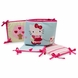 Bedtime Originals Hello Kitty Puppy Crib Bumper