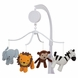 Bedtime Originals Jungle Buddies Musical Mobile