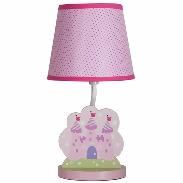 Bedtime Originals Magic Kingdom Lamp with Shade