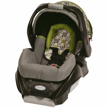 Graco Snugride Classic Connect Infant Car Seat - Surrey