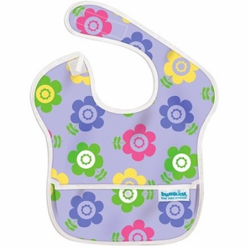 Bumkins Waterproof SuperBib - Flower Garden