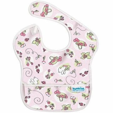 Bumkins Waterproof SuperBib - Bunny Patch