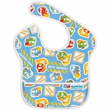 Bumkins Waterproof SuperBib - Construction