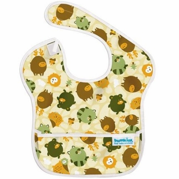 Bumkins Waterproof SuperBib - Forest Friends