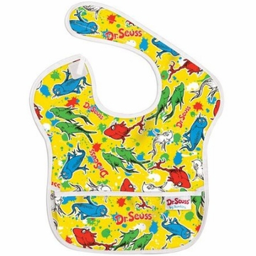 Bumkins Waterproof SuperBib - One Fish, Two Fish