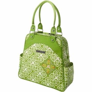 Petunia Pickle Bottom Sashay Satchel in Gardens in Glasgow