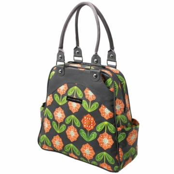 Petunia Pickle Bottom Sashay Satchel Santiago Sunset