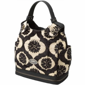 Petunia Pickle Bottom Society Satchel Black Forest Cake