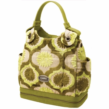 Petunia Pickle Bottom Society Satchel Key Lime Cream Cake