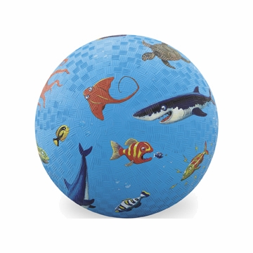 "Crocodile Creek 7"" Playball - Ocean"