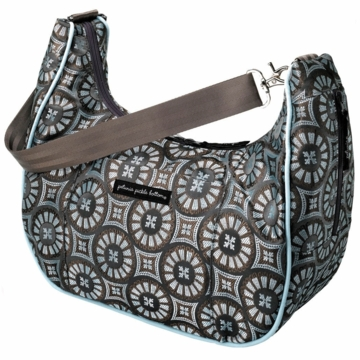 Petunia Pickle Bottom Touring Tote Cobolt Roll