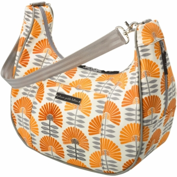 Petunia Pickle Bottom Touring Tote in Daydreaming in Dax