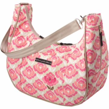 Petunia Pickle Bottom Touring Tote in Flowering Firenze