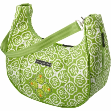 Petunia Pickle Bottom Touring Tote in Gardens in Glasgow