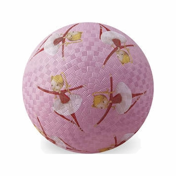 "Crocodile Creek 7"" Playball - Ballerinas"