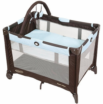 Graco Pack 'N Play Playard with Bassinet - Kensley