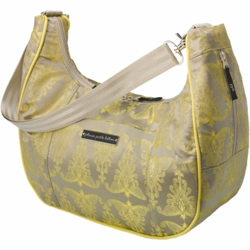 Petunia Pickle Bottom Touring Tote in Moonstone Roll