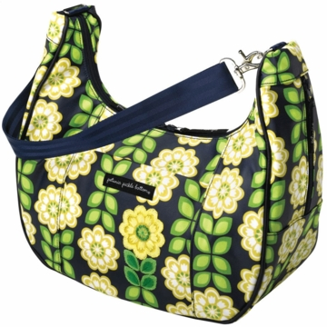 Petunia Pickle Bottom Touring Tote Passport to Prague