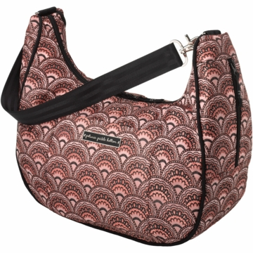 Petunia Pickle Bottom Touring Tote in Sakura Roll