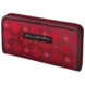 Petunia Pickle Bottom Wanderlust Wallet in Spiced Crimson Roll