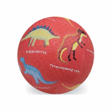 "Crocodile Creek 7"" Playball - Dinosaurs"