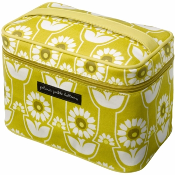 Petunia Pickle Bottom Travel Train Case in Sunlit Stockholm