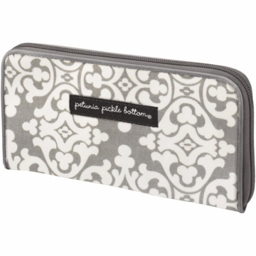 Petunia Pickle Bottom Wanderlust Wallet in Breakfast in Berkshire