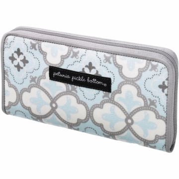 Petunia Pickle Bottom Wanderlust Wallet in Classically Crete