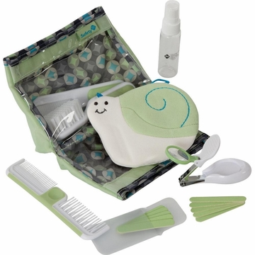 Safety 1st Complete 18pc Grooming Kit - Spring Green