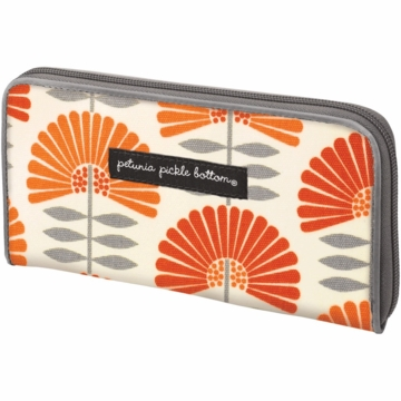 Petunia Pickle Bottom Wanderlust Wallet in Daydreaming in Dax