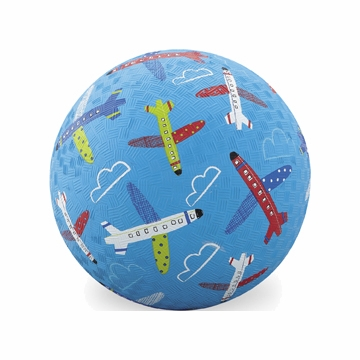 "Crocodile Creek 5"" Playball - Airplanes"