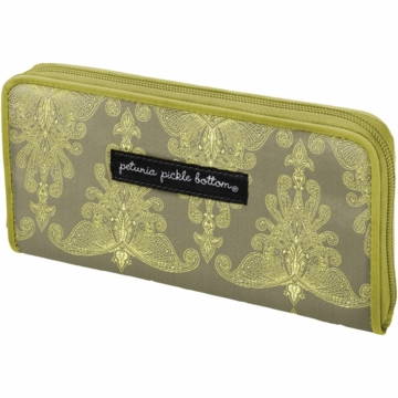Petunia Pickle Bottom Wanderlust Wallet in Moonstone Roll