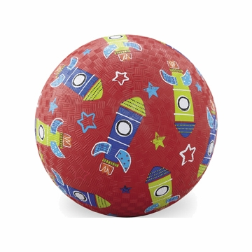 "Crocodile Creek 5"" Playball - Rockets"