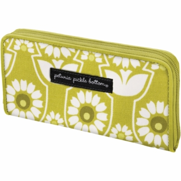 Petunia Pickle Bottom Wanderlust Wallet in Sunlit Stockholm