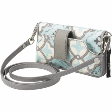 Petunia Pickle Bottom Whereabouts Wallet in Classically Crete